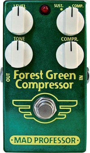 Mad Professor マッドプロフェッサー エフェクター コンプレッサー (New) Forest Green Compressor 【国内正規品】