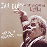 "Wart's'n'audiencevon ""Ian Dury & The Blockheads"""