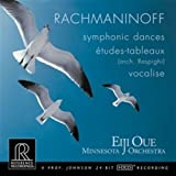 Rachmaninoff: Symphonic Dances/ Vocalise/ Etudes-tableaux