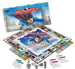 Superman Returns Monopoly