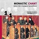 Monastic Chant. Theatre of Voices/Hil...