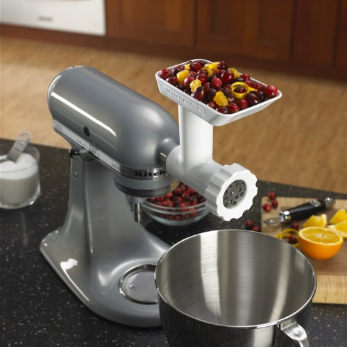 New KitchenAid FGA Food Meat Cheese Grinder Attachment For