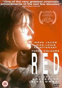 Three Colours: Red [DVD] [1994]