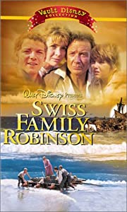 Swiss Family Robinson [VHS]