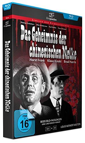Das Geheimnis der chinesischen Nelke (Louis Weinert-Wilton) - Filmjuwelen [Blu-ray]