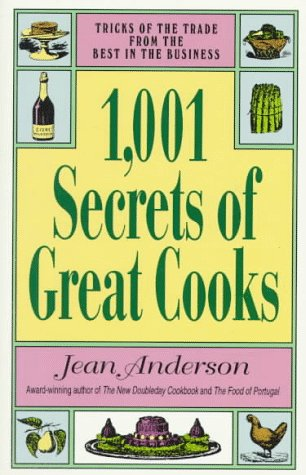 1,001 Secrets of Great Cooks