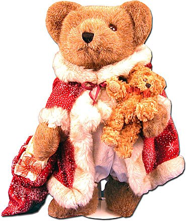 Sasha & Nicholas Holiday Collectible Bears