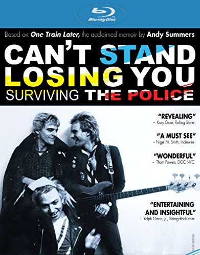 Can't Stand Losing You: Surviving the Police [Blu-ray] [Import]