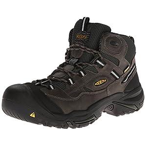 KEEN Utility Men's Braddock Mid Steel-Toed Boot