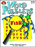 img - for Word Puzzlers - Grades 6-7 book / textbook / text book