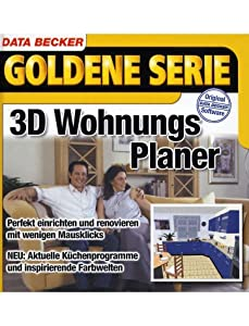 goldene serie 3d wohnungsplaner 2002 software. Black Bedroom Furniture Sets. Home Design Ideas