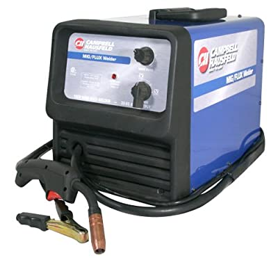Campbell Hausfeld WG2160 MIG/Flux Core Wire Welder by Campbell Hausfeld