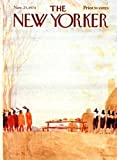 "The New Yorker, Nov. 25, 1974 ""The Drowned Children"""