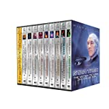 Star Trek: The Motion Pictures Collection (Motion Picture/ Wrath of Khan/ Search for Spock/ Voyage Home/ Final Frontier/ Undiscovered Country/ Generations/ First Contact/ Insurrection/ Nemesis) ~ William Shatner
