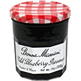 Bonne Maman Wild Blueberry Preserves, 13-Ounce Jars (Pack of 6)