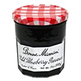 Bonne Maman Wild Blueberry Preserves, 13-Ounce Jars (Pack of 6) ~ Bonne Maman