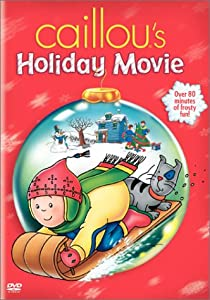 Caillous Holiday Movie from Warner Home Video