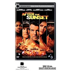 After The Sunset [DVD] [2004]