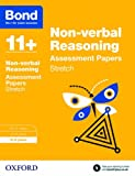 img - for Bond 11+: Non-Verbal Reasoning: Stretch Papers: 8-9 Years book / textbook / text book