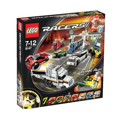 Lego Racers 8147 - Bullet Run