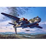 Arado AR-234C 4Jet Engines First Jet Bomber Revell Germany by Revell