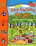 img - for Four Freckled Frogs: Big Book (Start Reading) book / textbook / text book
