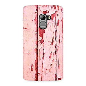 Ripped Wood Print Back Case Cover for Lenovo K4 Note