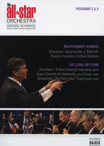 All-Star Orchestra: (Programs 5 & 6) Relationships in Music and the Living Art Form