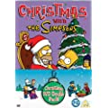 Simpsons, The - Christmas With... 1 + 2 - Import Zone 2 UK (anglais uniquement) [Import anglais]