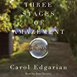 Three Stages of Amazement: A Novel | Carol Edgarian