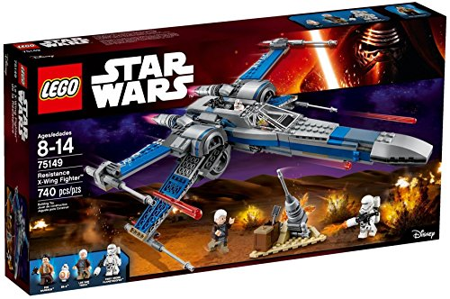 LEGO Star Wars 75149 - Set Costruzioni Resistance X-Wing Fighter