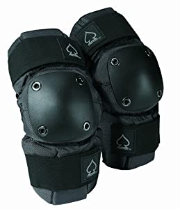 Protec Park Elbow in Black - Small