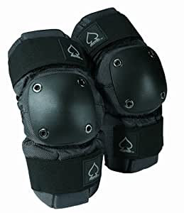 Pro-Tec Park Skate Elbow Pads (Black, Small)
