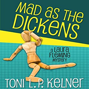 Mad as the Dickens Audiobook