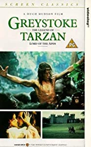 Greystoke - The Legend Of Tarzan, Lord Of The Apes [VHS]