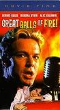 echange, troc Great Balls of Fire [VHS] [Import USA]