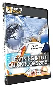 Learning QuickBooks 2013 - Training DVD