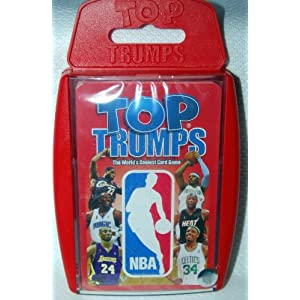 NBA Top Trumps