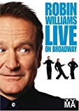 Robin Williams - Live on Broadway cover image