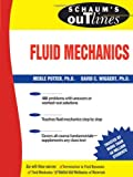 img - for Schaum's Outline of Fluid Mechanics (Schaum's Outline Series) book / textbook / text book