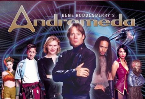 Andromeda - Season 1 (10 Video Box Set) [VHS]