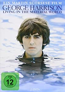 George Harrison - Living in the Material World [2 DVDs]