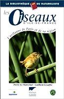 Les oiseaux d'Île de France