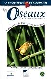 echange, troc Lesaffre - Les oiseaux d'Île de France