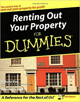Description of the book Renting Out Your Property For Dummies