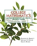 img - for College Mathematics for Business, Economics, Life Sciences and Social Sciences (10th Edition) book / textbook / text book
