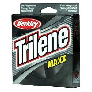 Berkley Trilene Maxx Monofilament 330 Yd Spool