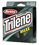Berkley Trilene Maxx Monofilament 330 Yd spool(6-Pound,Clear)
