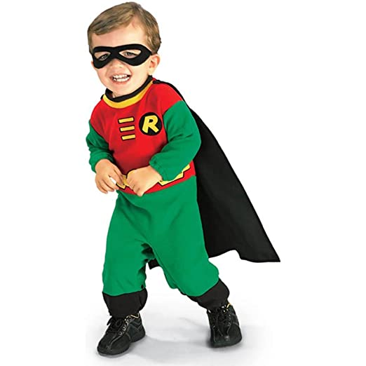 Robin Costume for Baby Boy