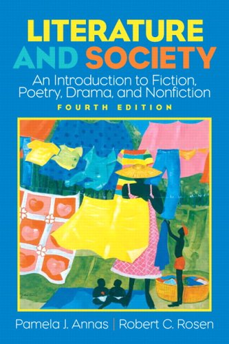 Literature and Society: An Introduction to Fiction,...